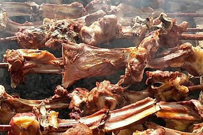 刀郎红柳烤羊肉