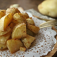 这样吃土豆必须躲起来吃——烤薯角