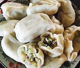 西芹龙骨饺的做法