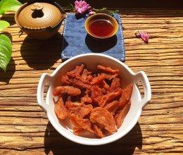 自制蜜饯苹果脯的做法