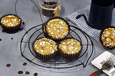 咖啡燕麦蛋糕