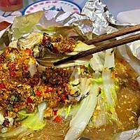 粉丝烤生蚝肉(1人食烤箱版)的做法图解23
