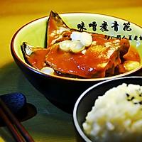 味噌煮青花