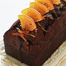 香橙巧克力磅蛋糕