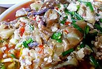 李孃孃爱厨房之——肉未炒茄子的做法