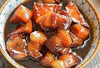 家乡特色红糖甜肉的做法