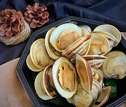 #以美食的名义说爱她#蚝油蛤蜊