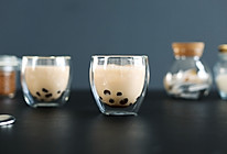 自制珍珠奶茶,享受一个人的下午茶时光的做法