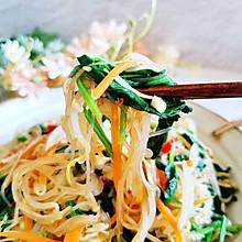 最适合过年过节吃的~清爽解腻什锦大拌菜#中秋团圆食味#