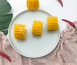 #父亲节,给老爸做道菜#烤玉米的做法