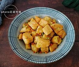蔬菜炒馒头的做法
