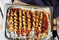 #晒出你的团圆大餐#烤面筋的做法