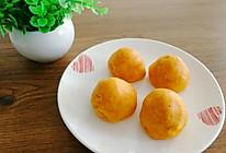 """#美食说出""""新年好""""#红薯玉米面窝窝头的做法"""