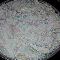 咸肉虾米芋头糕的做法图解6