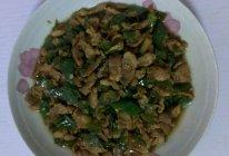 辣椒炒肉(湖南小炒肉)的做法