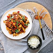 #快手又营养,我家的冬日必备菜品#红烧鱼块