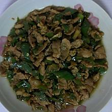 辣椒炒肉(湖南小炒肉)