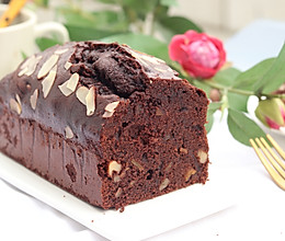 核桃巧克力蛋糕的做法