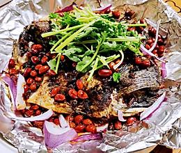 锦娘制——香烤罗非鱼的做法