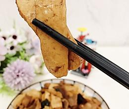 #巨下饭的家常菜#攸县香干炒肉片的做法