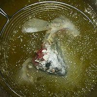 松鼠桂鱼#我的品道美食#的做法图解8