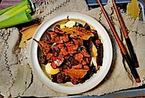 #宅家厨艺 全面来电#红烧牛肉粒的做法