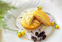之紫芋绵绵包复刻#卡萨帝十二道锋味名厨诞生记#的做法