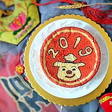 2019小猪蛋糕