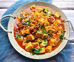 汤汁都不剩的肉沫豆腐的做法