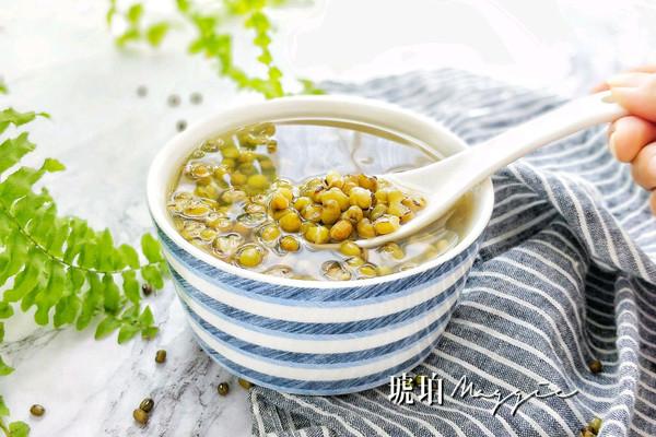清热解暑绿豆汤的做法