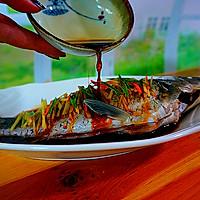 健康饮食----清蒸鲫鱼的做法图解8