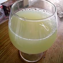 孕妇消脂预防感冒果汁
