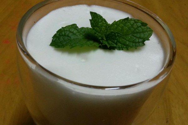 薄荷奶泡奶茶的做法