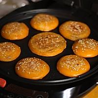 利仁电饼铛试用之豆沙南瓜饼的做法图解13