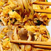 鲜美爽滑的平菇炒鸡蛋,超下饭又美味的做法图解13