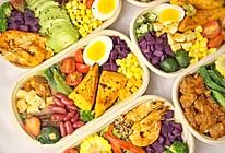 轻食学习,轻食做法,减脂餐做法的做法