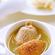 猴头菇鸡汤