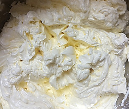自制意式奶油霜的做法