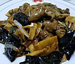 老清真菜——炒肉片的做法