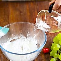 水晶月饼在家做,一口咬出五彩馅料的做法图解3