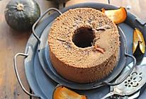 黑米南瓜蛋糕的做法