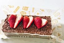 可可戚风蛋糕-超详细步骤的巧克力蛋糕的做法
