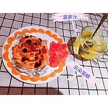 大网红云朵蛋糕或云朵面包