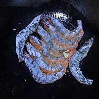#一道菜表白豆果美食#芝士大虾的做法图解4