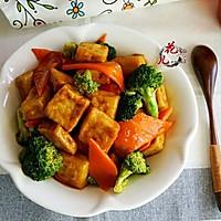 一下消灭三碗米饭的焦溜豆腐的做法图解8