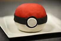 精灵球翻糖蛋糕的做法