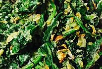 香煎菠菜的做法