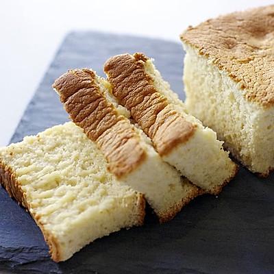 绵密长崎蜂蜜蛋糕