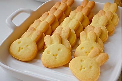 卡通黄油饼干 |小朋友超爱的小饼干