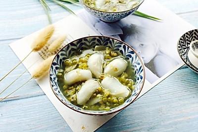 盛夏清热解毒汤  百合绿豆汤